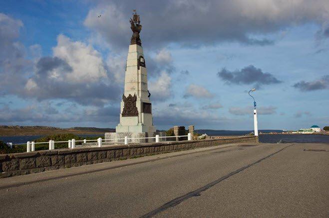 Historie quiz falklandsøyene